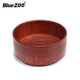 Миска для бритья Bluezoo дубовая