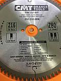 Пила СМТ 292.216.64 M і 292.216.80 M для поперечного пиляння з ідеально рівним зрізом, фото 5