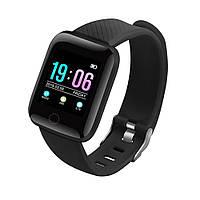 Фитнес браслет Smart Band MSD13 Black. Спорт часы. Умные часы MSD13. Фитнес-браслет