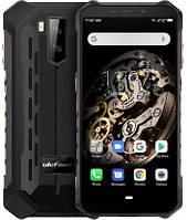 Смартфон UleFone Armor X5 3/32Gb Black, 5000mAh, 13+2/5Мп, 2sim, экран 5.5'' IPS, 8 ядра