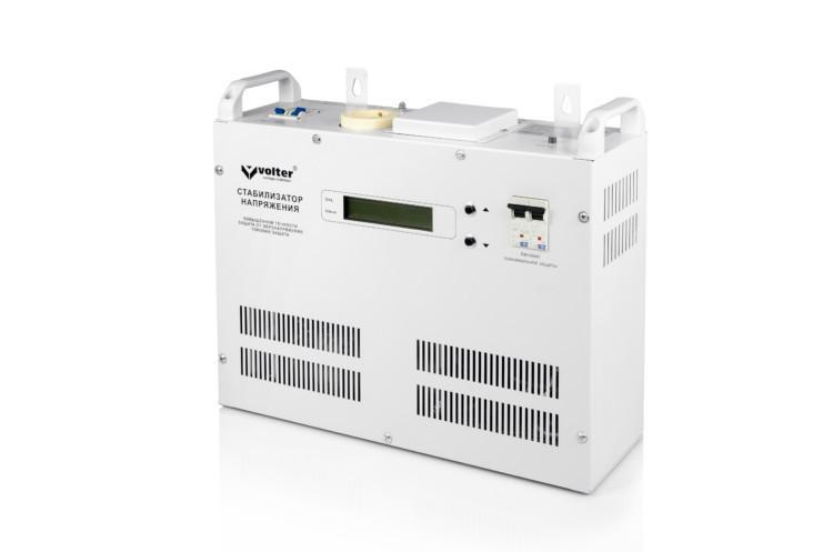 Однофазный стабилизатор напряжения VOLTER СНПТО-9 птсш (9кВт)