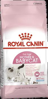 Сухой корм для котят ROYAL CANIN MOTHER&BABYCAT, 400 г