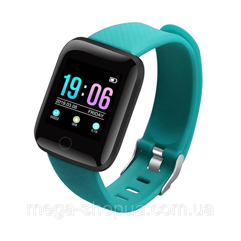 Смарт-часы Smart Watch MSD13 Turquoise, спорт часы, умные часы, наручные часы, фитнес браслет, фитнес трекер