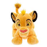 """Мягкая игрушка лев Симба 46 см. """"Король лев"""" Disney/Дисней 1232055502498P"""