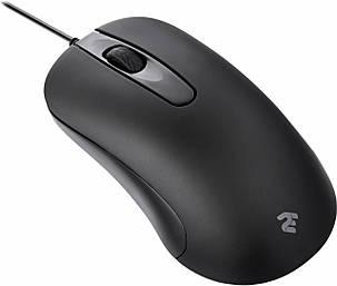 Мишка 2E MF1010 USB Чорний, фото 2