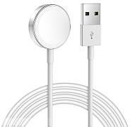 Безпровідний зарядний пристрій Hoco для Apple iWatch 4/3/2/1 100 см Білий (CW16)