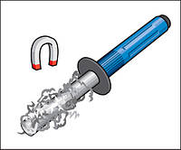 Магнитный подборщик HUAWEI WELDING & CUTTING L=1200 мм