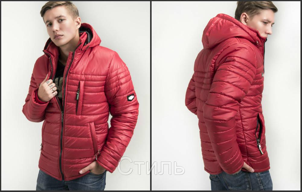 Зимняя мужская куртка пуховик  продажа 89a3ef49d207f