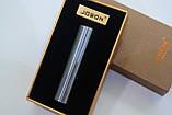 Електроімпульсна USB запальничка в подарунковій упаковці 4876, фото 2