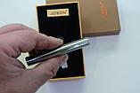 Електроімпульсна USB запальничка в подарунковій упаковці 4876, фото 6