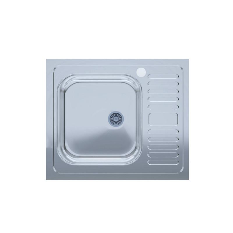 Кухонная мойка UA 5060-L Polish (UA5060LPOL04)