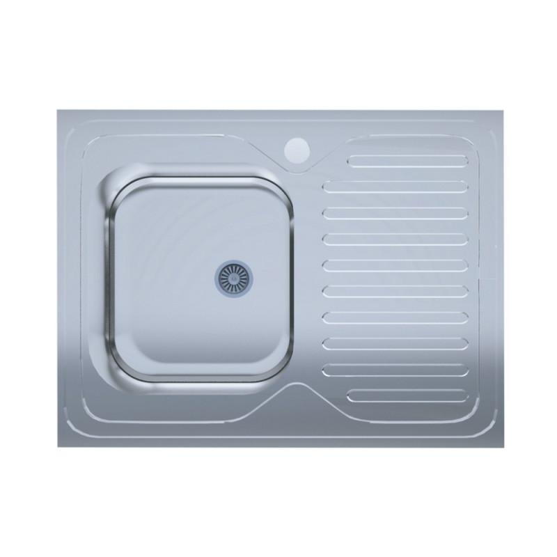Кухонная мойка UA 6080-L Decor (UA6080LDEC04)
