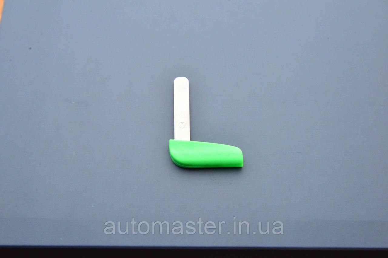 Ключик вставка Renault Laguna Рено Лагуна
