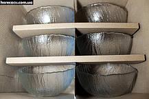 """Набор стеклянных салатников ОСЗ """"Вулкан"""" 6 предметов 13 см (8327), фото 3"""