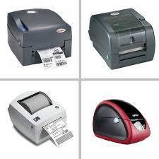 Настольные принтеры этикеток (штрих-кодов)