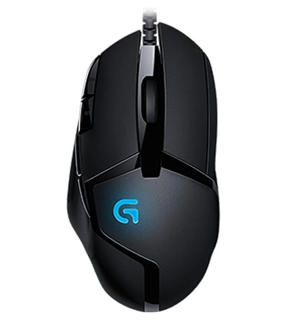 Мышь Logitech G402 USB Цвет Чёрный