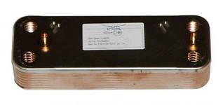 Вторичный теплообменник для Baxi art.20490089 (16 пластин)