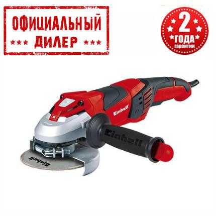 Угловая шлифмашина Einhell TE-AG 125 CE Kit, фото 2