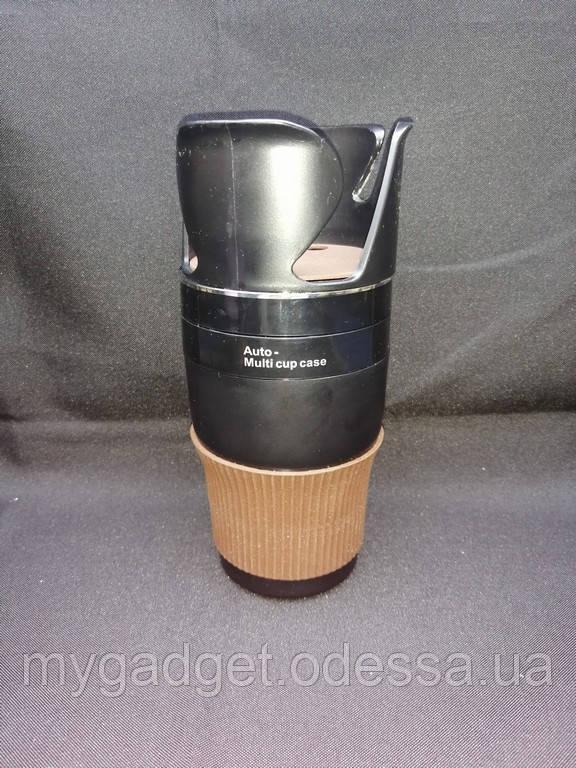 Автомобильный держатель Cup Holder (Черный)