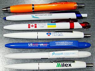 Печать на ручках, тампопечать, фото 2
