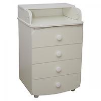Комод-пеленатор Верес 600 ДСП (цвет: белый), фото 1
