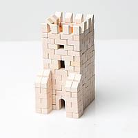 """Мини-конструктор из керамических кирпичиков """"Въездная башня"""""""