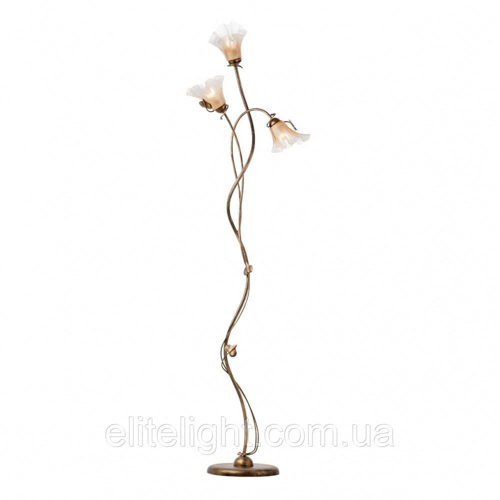 DALILA LAMP. 3X28W E14 ORO ROSSO