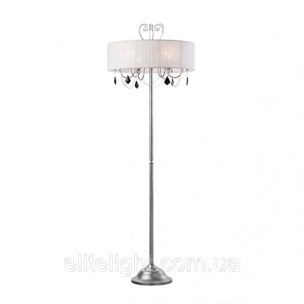 DESIDERIO LAMP 6X42W ARGENTO/NERO