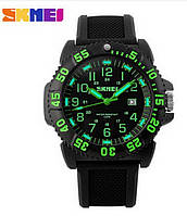 Мужские часы Skmei Luxury 1078 Green