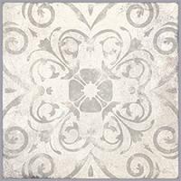 200х200 Керамічна плитка стіна ПОРТО 7Д білий