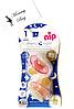 Пустышка Nip Вишенка Ночные, 0-6 мес., латекс, для девочки, 2 шт., фото 3