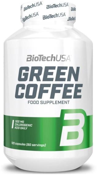 Жіросжігателя BioTech - Green Coffee (120 капсул)