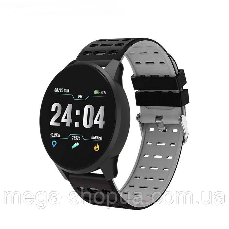 Смарт-часы Smart Watch B2 Black & Gray, спорт часы, умные часы, наручные часы, фитнес браслет, фитнес трекер