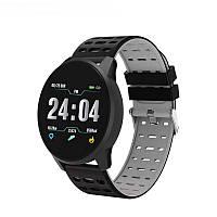 Умные смарт часы Smart Watch B2-BG фитнес браслет трекер женские мужские Белые. Розумний смарт годинник
