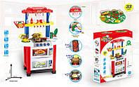 Игровой набор кухня с краном с подсветкой и звуком на батарейках HC163953