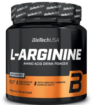 Аргинин BioTech - L-Arginine (300 грамм)