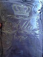 Вышивка на халатах (махровых, банных, медицинских), фото 1