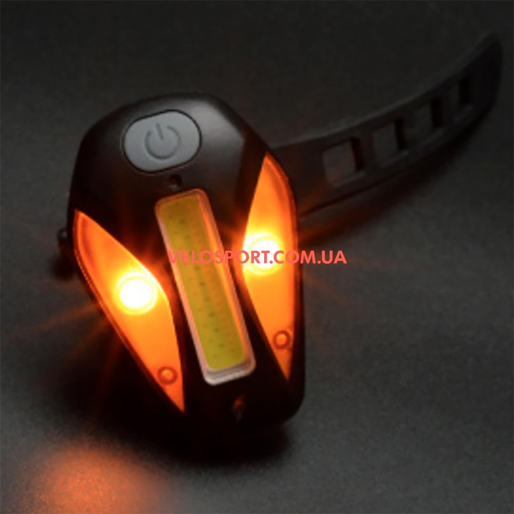 Габаритный фонарь BC-TL5444 USB Pl для велосипеда