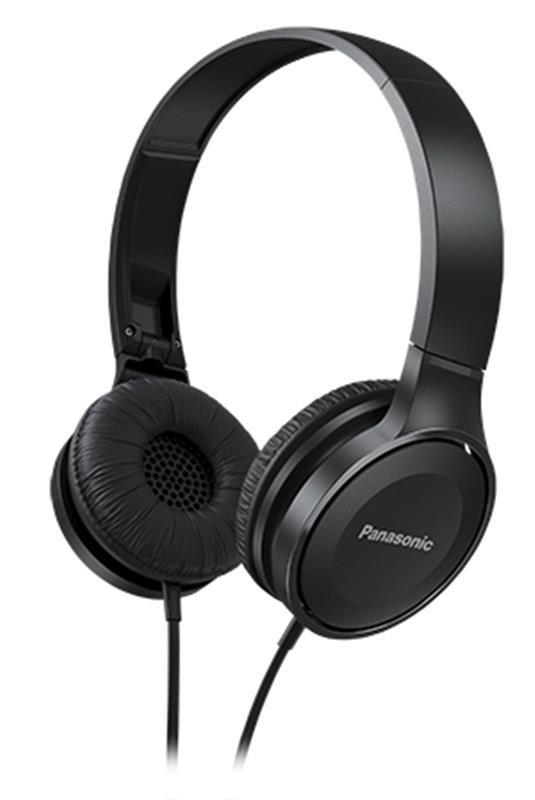 Наушники Panasonic RP-HF100GC-K Black