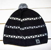Зимняя   шапка для мальчика   р -50-52, фото 1