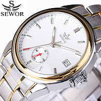 Часы  мужские механические с автоподзаводом Sewor