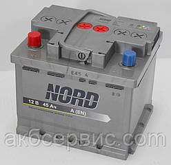 Аккумулятор автомобильный NORD 6СТ-45 Аз