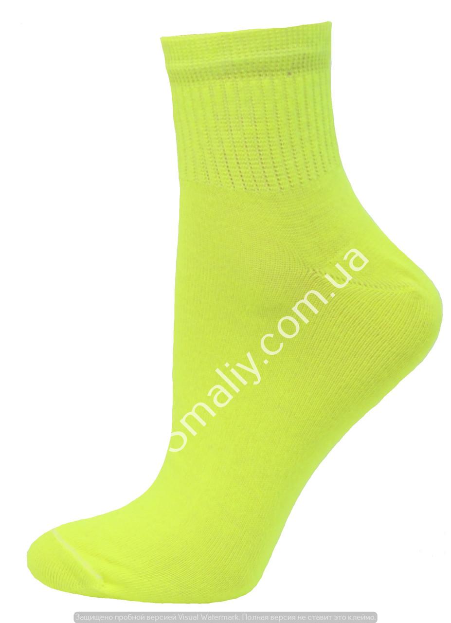 Женские демисезонные носки оптом НЕОН