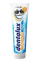 Зубная паста для детей мятная Dentalux Kinderzahncreme Junior 7+, 100 мл