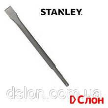 Зубило STANLEY STA54407 SDS PLUS плоское, 20х250мм