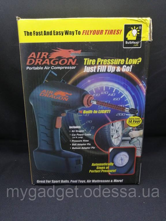 """Компрессор автомобильный """"Air Compressor Dragon"""""""