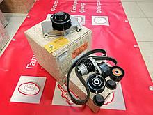 Комплект ремня генератора Renault Capture 1.2 TCe/0.9TCe H5Ft/H4B (Original 117204083R)