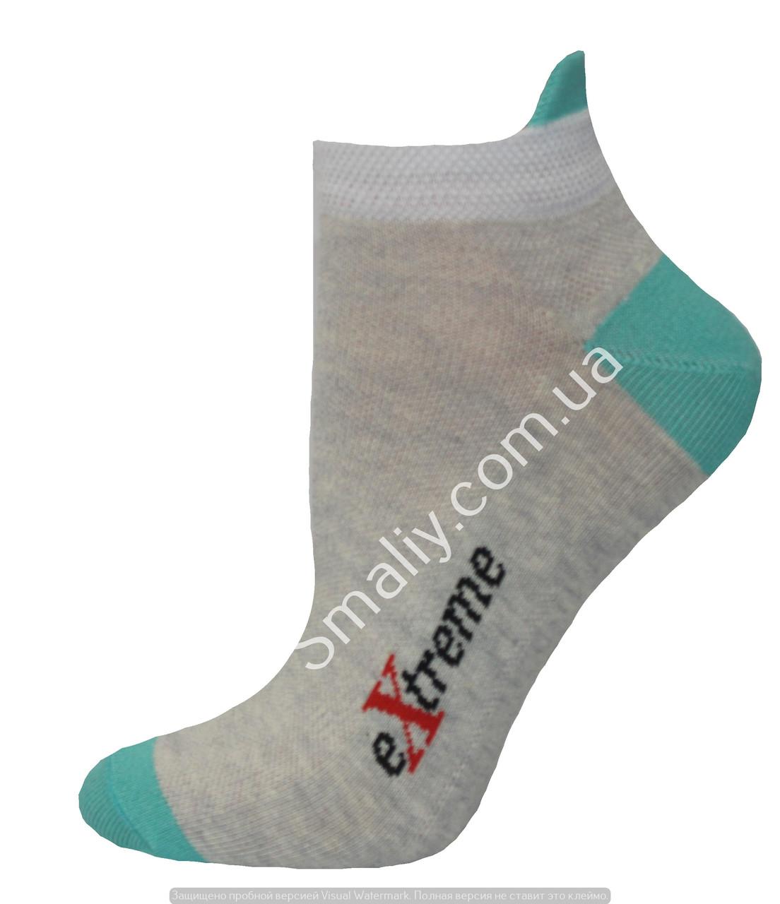 Женские летние носки укороченные