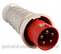 Вилка переносная ВП 125А/5 (045) 3P+N+PE 125А 415В IP67, АСКО-УКРЕМ