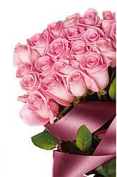 Подарочный пакет БОЛЬШОЙ ВЕРТИКАЛЬНЫЙ 25*37*8 см Цветы